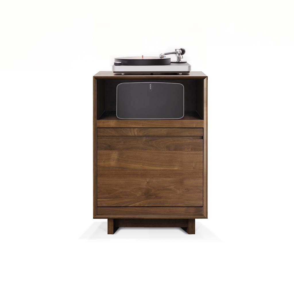 AERO Sonos Media Stand Walnut