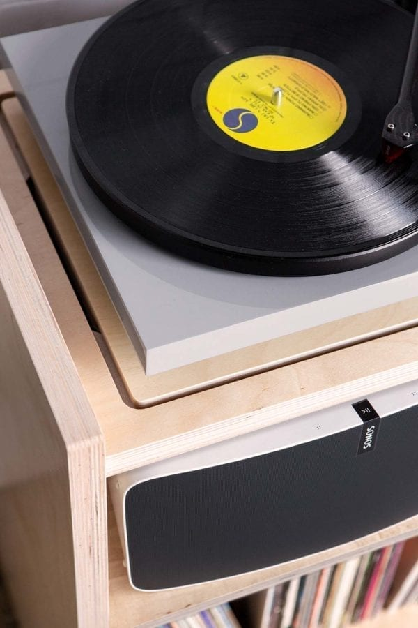 MAX Sonos Turntable Stand with Pro-Ject