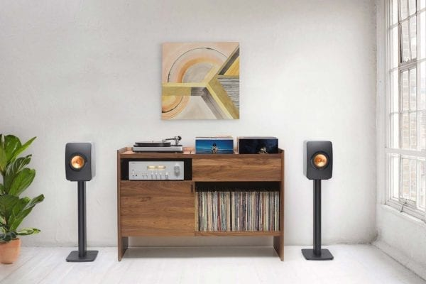 Unison Record Player Stand