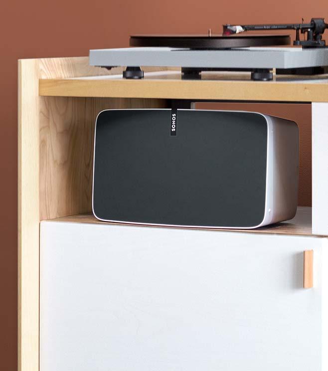 Unison Turntable Sonos Stand