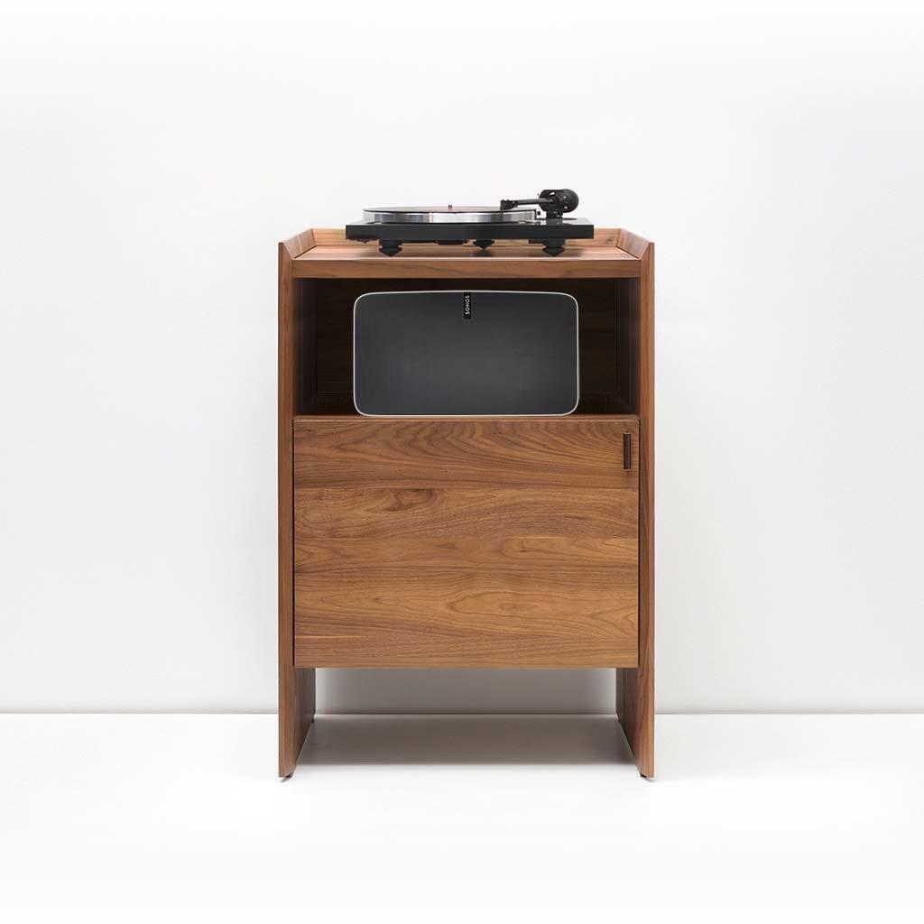 Unison Turntable Sonos Stand Walnut