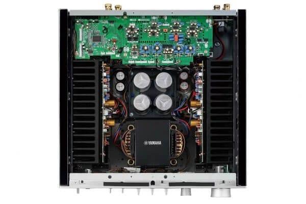 Yamaha A-S1100 Inside